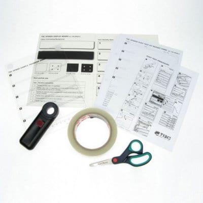 TQC ダストテープキット KT-SP3200