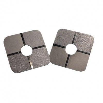 RUBERT ISOブラスト比較板 グリット用 KB-018