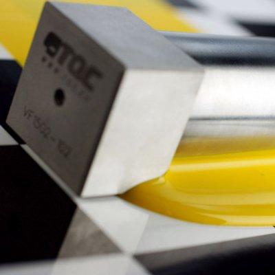 TQC ベーカーフィルムアプリケーター 4ギャップ・W80mm KT-VF1501、KT-VF1502