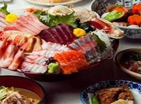 7月31日限定!「たいこ茶屋」マグロ解体ショー飲み放題付きお食事セット