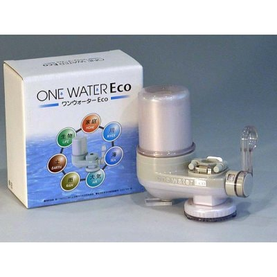 ワンウォーターECO(素粒水)浄・活水器