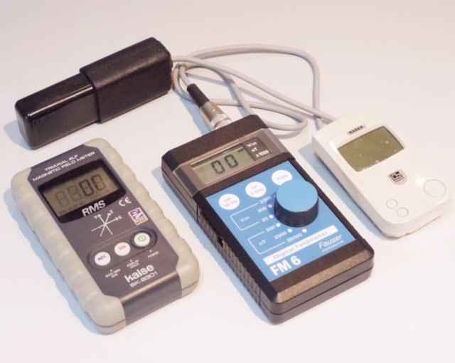 電磁波測定サービス(事業所)のイメージその5