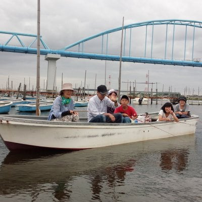 【土日祝日限定】ハゼ釣り4人乗り貸しボートお得コースのイメージその3