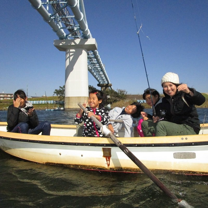 【土日祝日限定】ハゼ釣り4人乗り貸しボートお得コースのイメージその4
