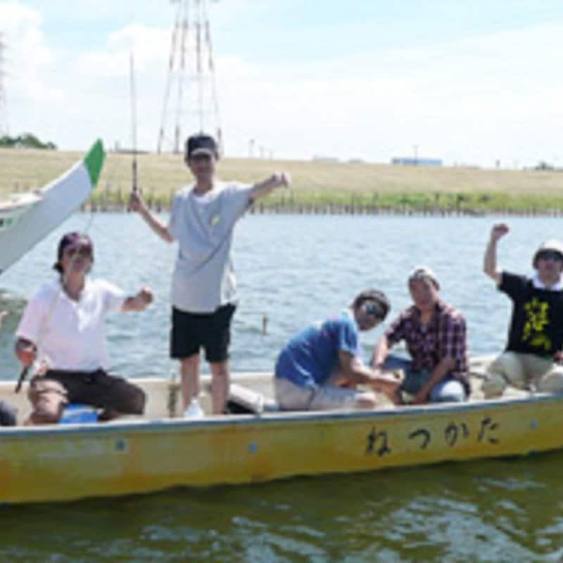 ハゼ釣り貸しボートのレンタルのべ竿チケット(リール無し:7~9月専用)のイメージその6