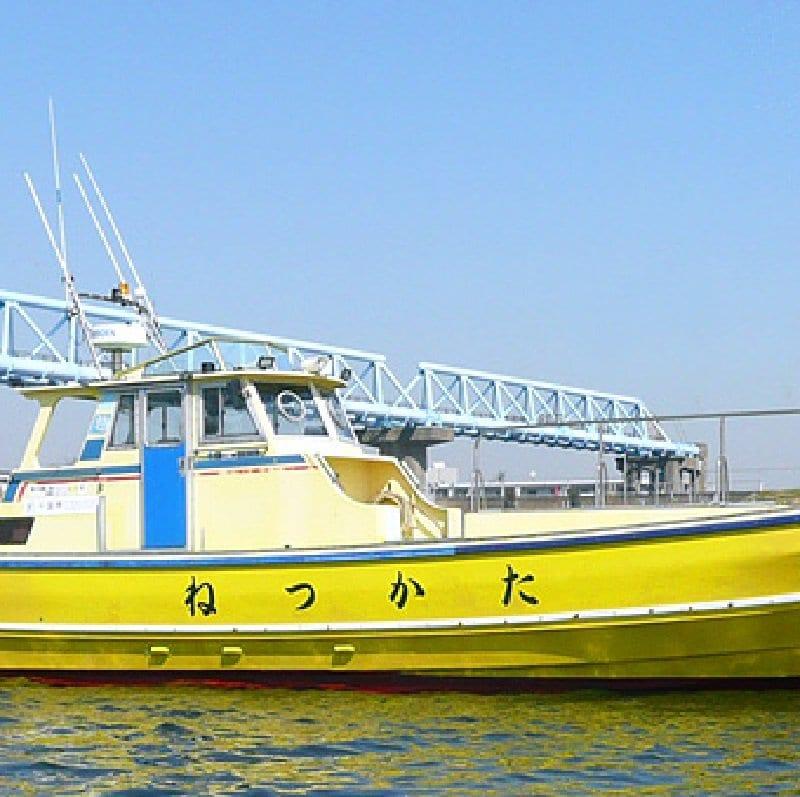 乗合船『男性用』乗船チケット(マコガレイ釣り)1月~4月中旬のイメージその4