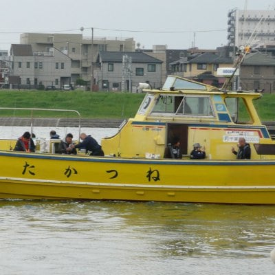乗合船『男性用』乗船チケット(LTアジ)8月中旬~10月のイメージその4