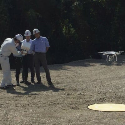 UAV3次元測量トレーニング〜座学中心ではない現場で使える実践中心講座〜