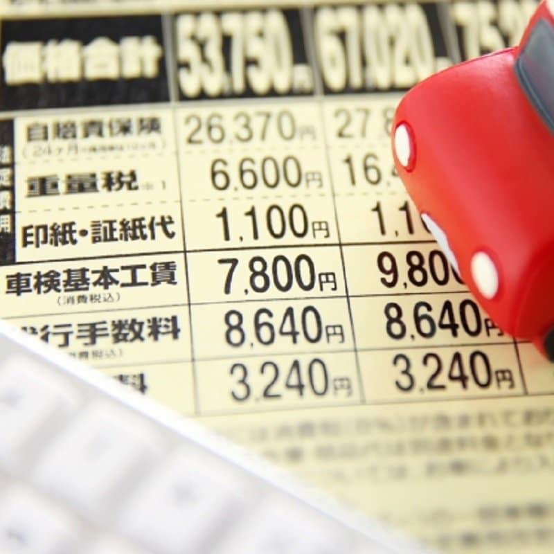 車検代行チケット(外車、トラック用)のイメージその1