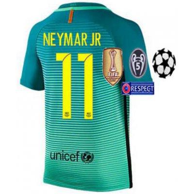 2017 FC バルセロナ ユニフォーム サード 半袖 背番号11