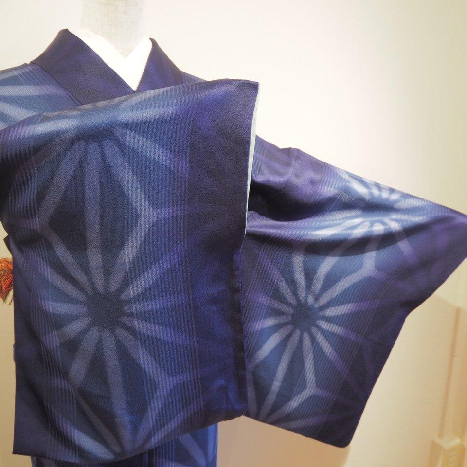 [金額変更]レンタル着物一式 小紋(正絹)袷 RK-10のイメージその3