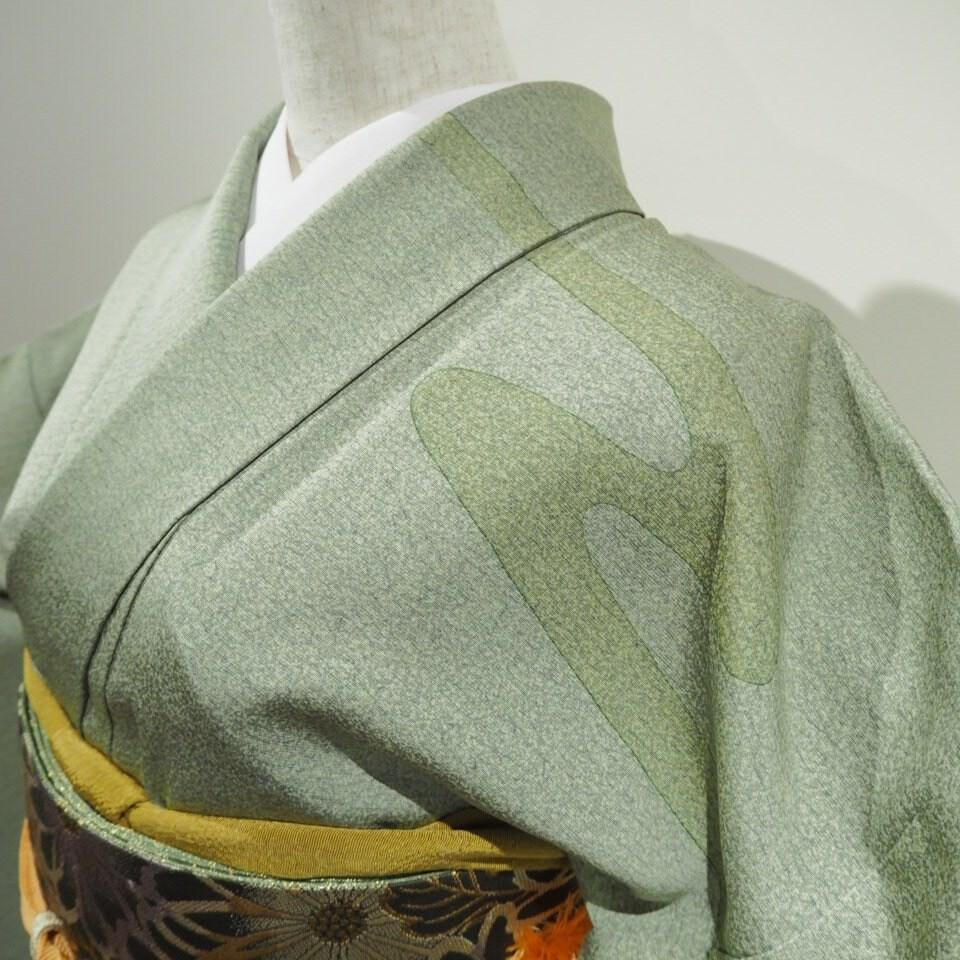 レンタル着物一式 訪問着(正絹)袷 RH-08のイメージその2