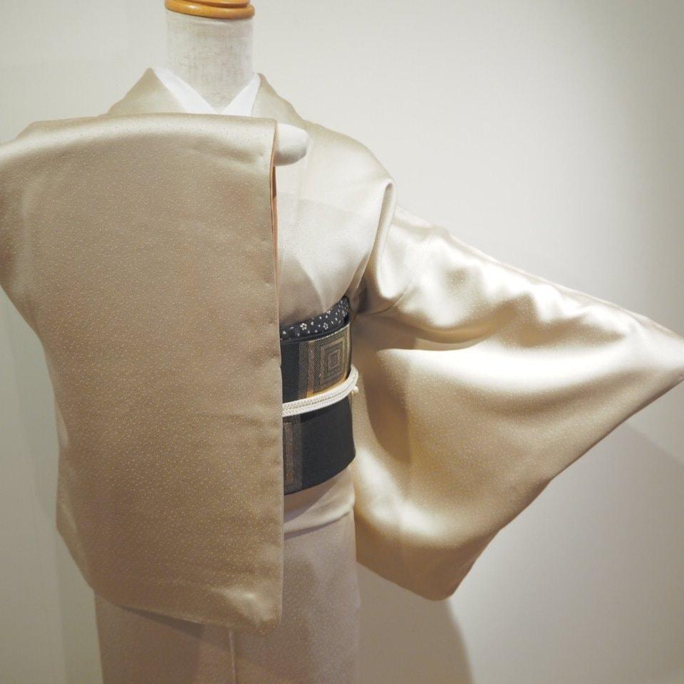 レンタル着物一式 色無地(正絹)袷 RI-12のイメージその3