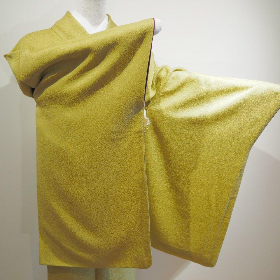 レンタル着物一式 色無地(正絹)袷 RI-11のイメージその3