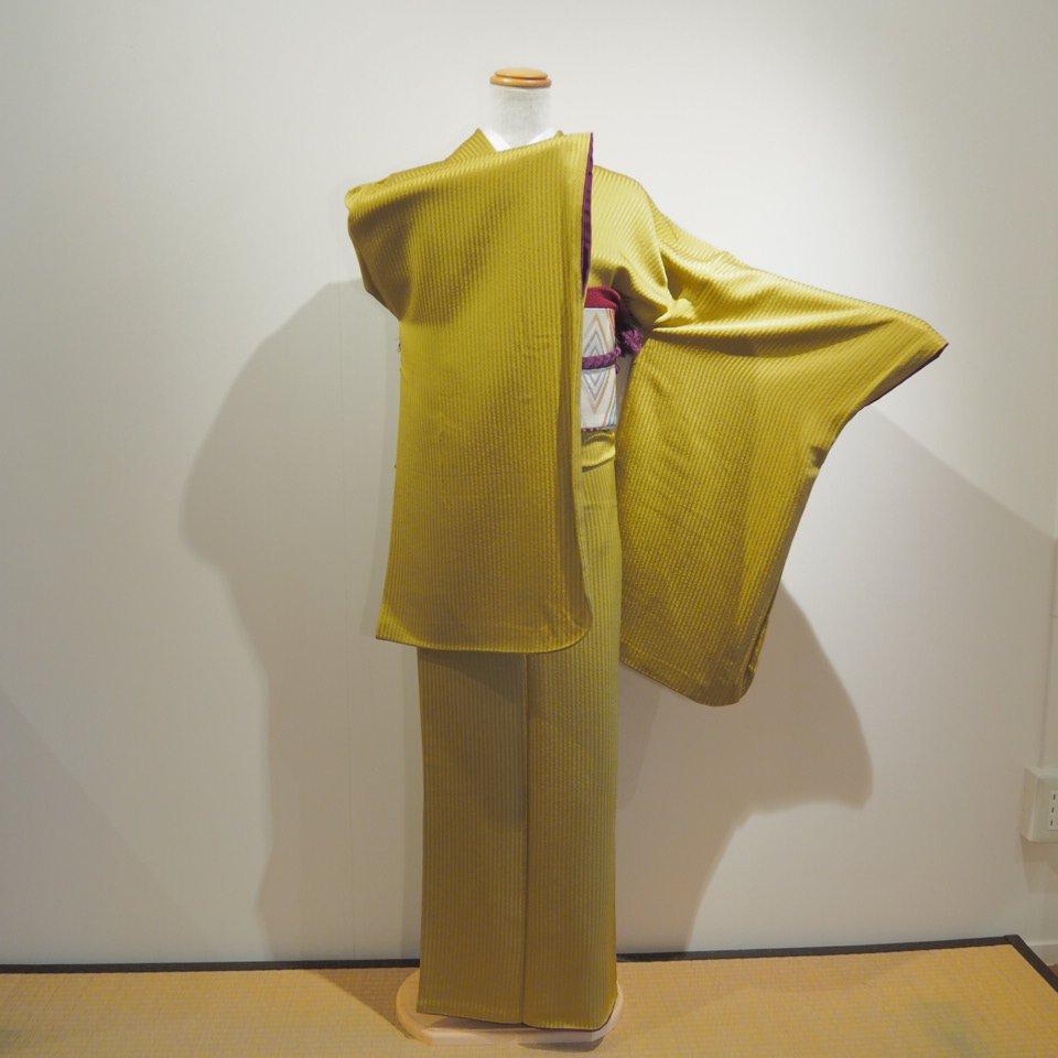 レンタル着物一式 色無地(正絹)袷 RI-10のイメージその4