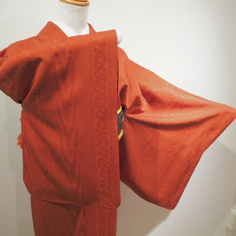 レンタル着物一式 色無地(正絹)袷 RI-01のイメージその3
