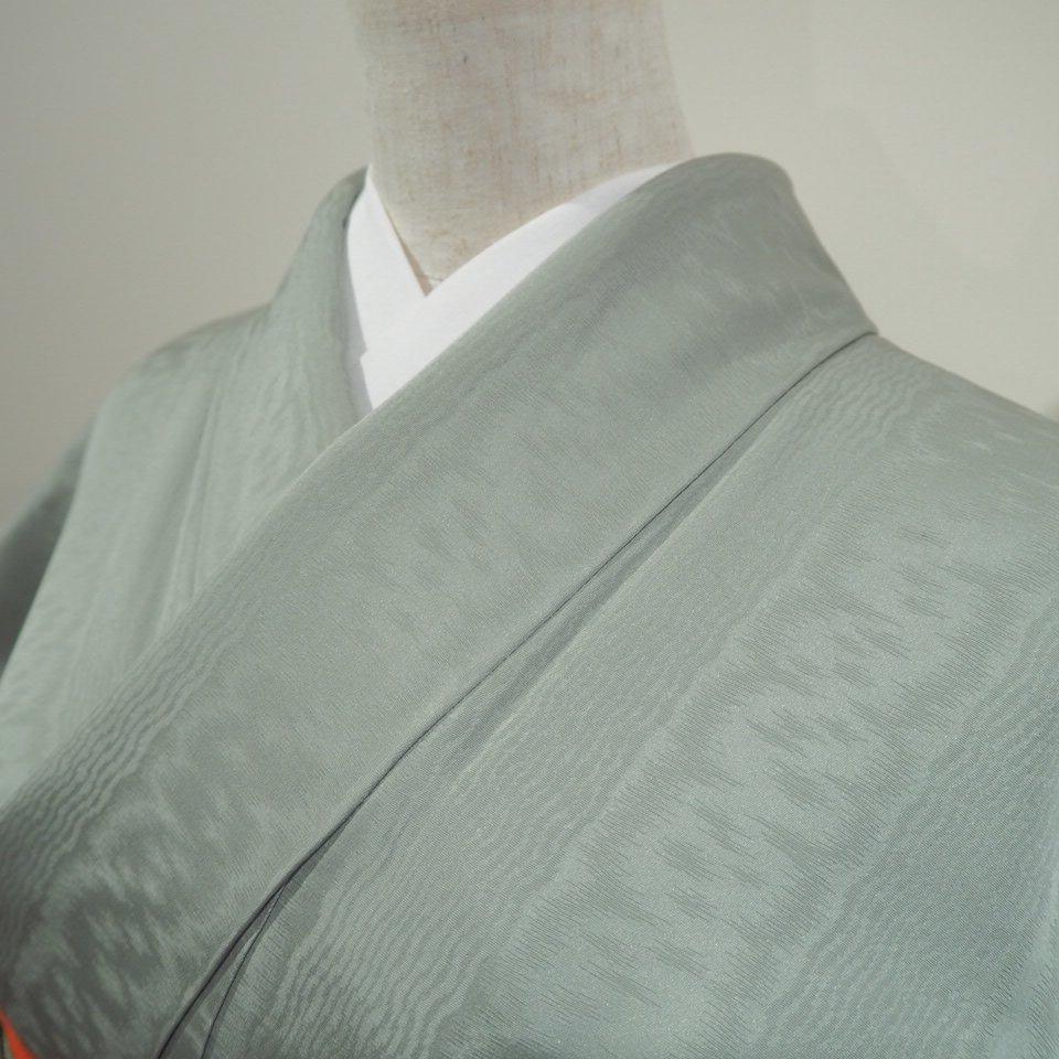 レンタル着物一式 色無地(正絹)袷 RI-07のイメージその3