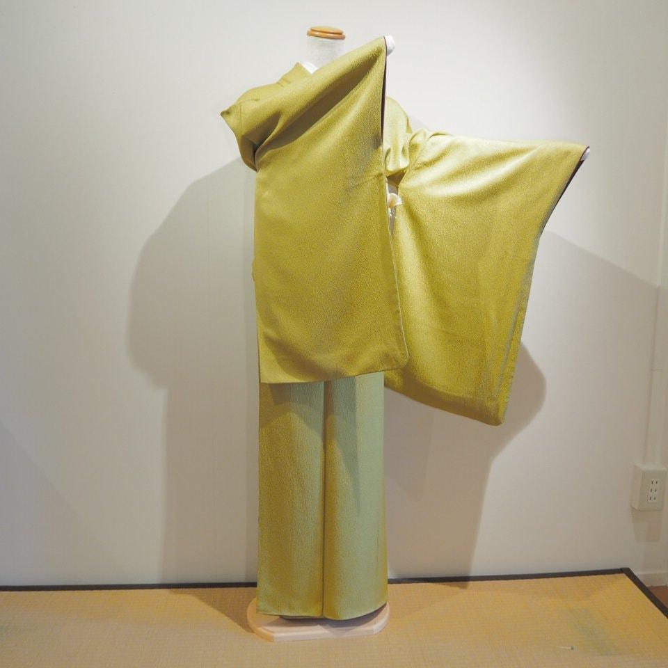 レンタル着物一式 色無地(正絹)袷 RI-11のイメージその4