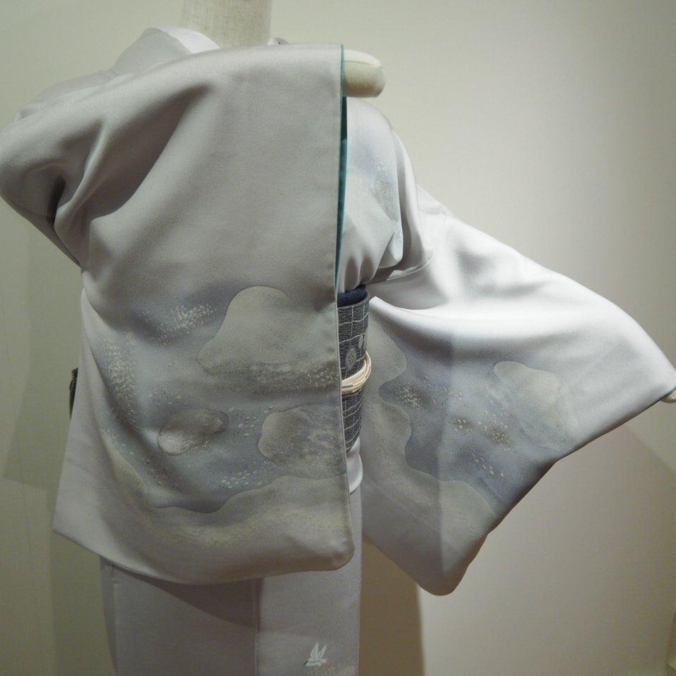 レンタル着物一式 訪問着(正絹)袷 RH-10のイメージその4