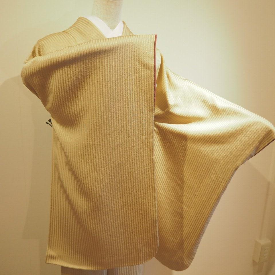 レンタル着物一式 色無地(正絹)袷 RI-08のイメージその3