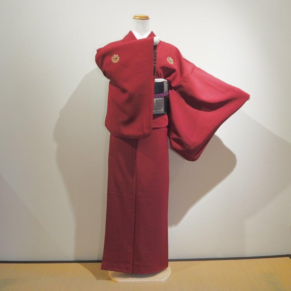 レンタル着物一式 色無地(正絹)袷 RI-06のイメージその5