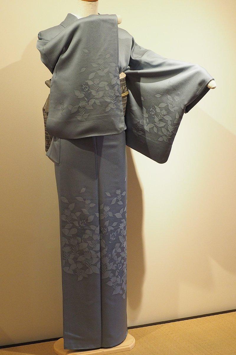 レンタル着物一式 訪問着(正絹)袷 RH-05のイメージその4
