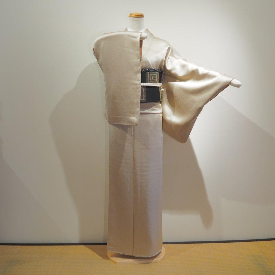 レンタル着物一式 色無地(正絹)袷 RI-12のイメージその4