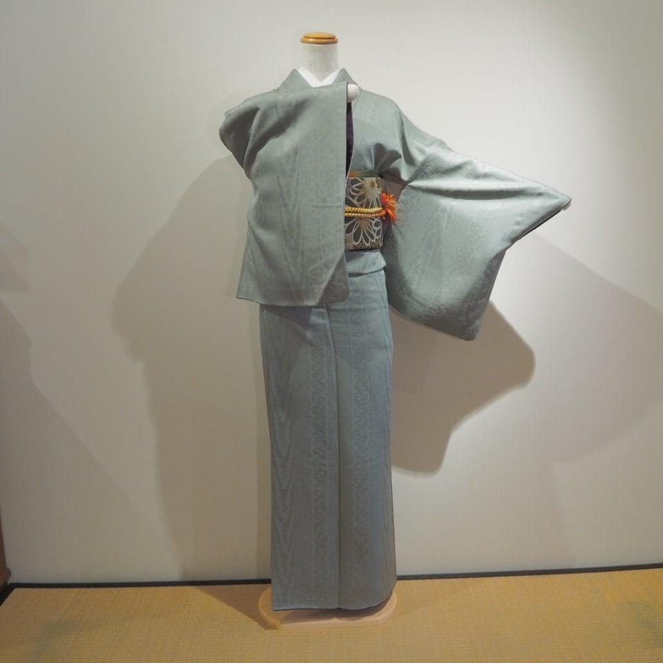レンタル着物一式 色無地(正絹)袷 RI-07のイメージその5