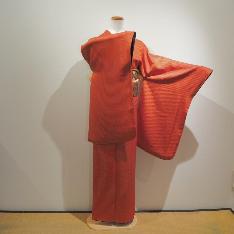 レンタル着物一式 色無地(正絹)袷 RI-02のイメージその4