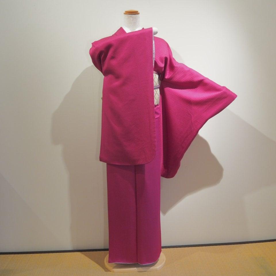 レンタル着物一式 色無地(正絹)袷 RI-03のイメージその4