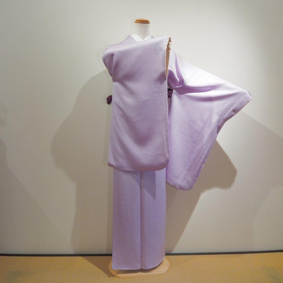 レンタル着物一式 色無地(正絹)袷 RI-09のイメージその3