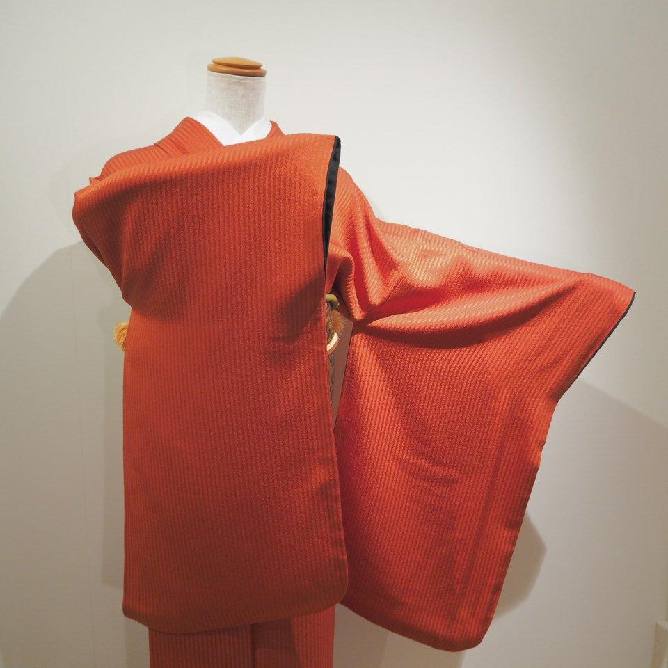 レンタル着物一式 色無地(正絹)袷 RI-02のイメージその3