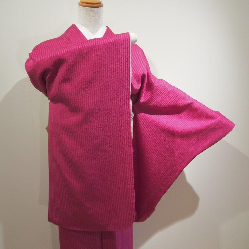 レンタル着物一式 色無地(正絹)袷 RI-03のイメージその3