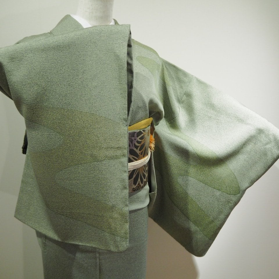 レンタル着物一式 訪問着(正絹)袷 RH-08のイメージその3