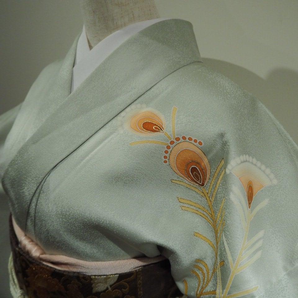 レンタル着物一式 訪問着(正絹)袷 RH-11のイメージその4