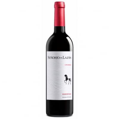 【スペインワイン】Señorío de Lanzán Crianza セニョリーオ・デ・ラサン・クリアンサ(赤)2016 6本セット