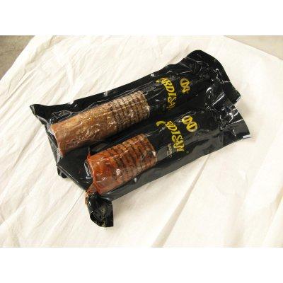 [セット商品]【クール便】スペインサラミ2本セット サルチチョン+チョリソ イベリコ・ベジョータ