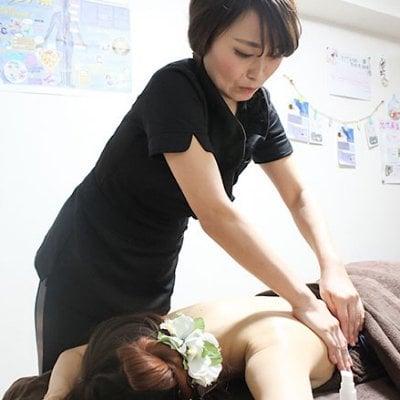 Chie担当 : 全身毒だしリンパ開き 90分 〜フェイシャルプレゼント付き~