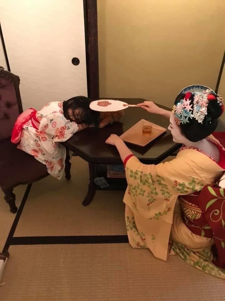 ☆ひなまる祭り☆京町家で舞妓さんと非日常なひと時を♪♪のイメージその1