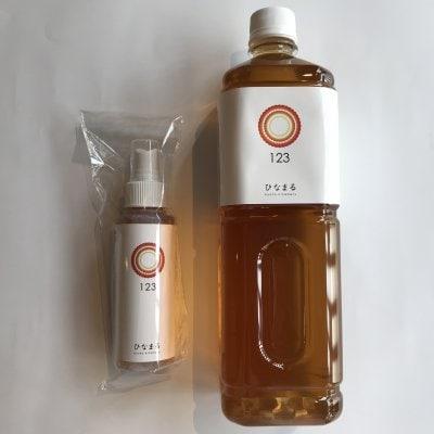 乳酸菌生産物質 ひなまる123 1Lペットボトル