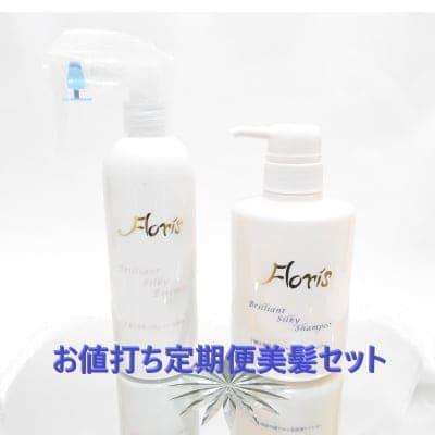 髪質改善美髪Set定期便(シルクシャンプー&シルクエッセンス)