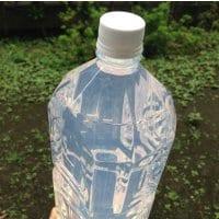 超重曹水|スタイリッシュグリーン|2Lペットボトル