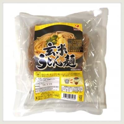 玄米うどんめん/無添加米粉うどん
