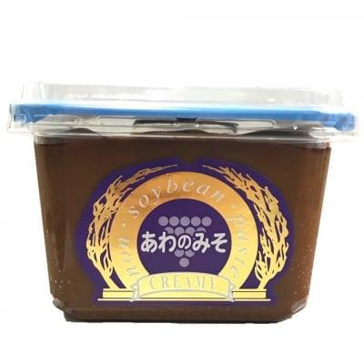 あわのみそクリーミー(500g)/大豆・小麦・米不使用