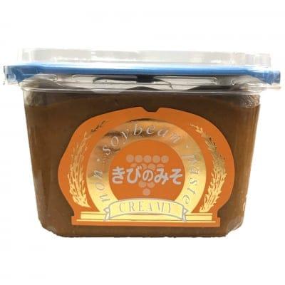きびのみそクリーミー(500g)/大豆・小麦・米不使用