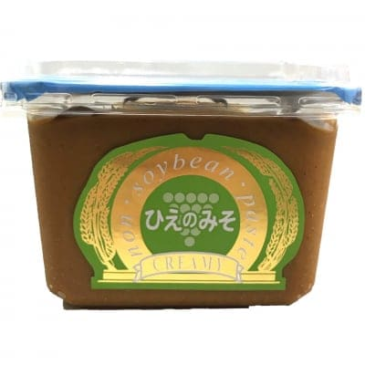 ひえのみそクリーミー(500g)/小麦・大豆・米不使用