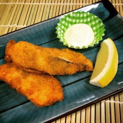 新商品キャンペーン20%OFF☆冷凍白身魚フライ(2個入り)【クール便/冷凍】