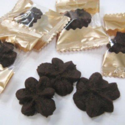 個包装タイプ・手作りサクサクチョコレートクッキー12個/乳・卵・小麦不使用