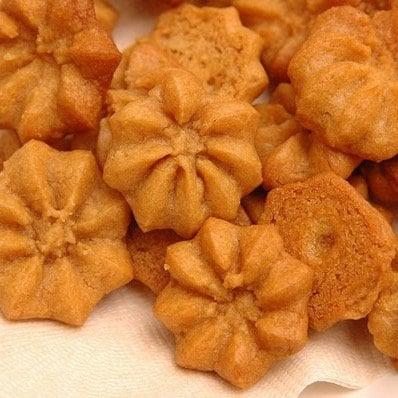 手作りサクサクおいもクッキー・50g /JALのアレルギー対応機内食