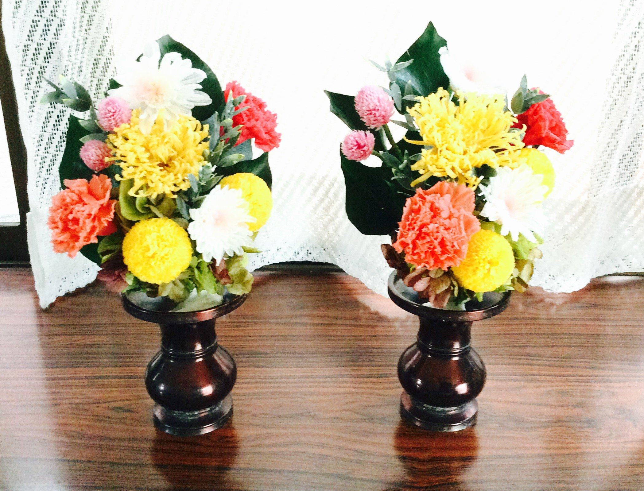 お供え花講座( ステムタイプ)のイメージその1